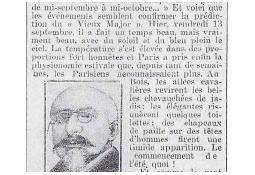 Photo de l'Almanach d'événement météo du 13/9/1912