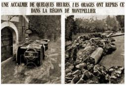 Photo de l'Almanach d'événement météo du 26/9/1933