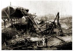 Photo de l'Almanach d'événement météo du 8/10/1929
