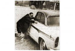 Photo de l'Almanach d'événement météo du 11/11/1961