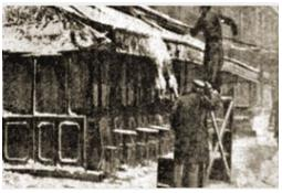 Photo de l'Almanach d'événement météo du 15/11/1919
