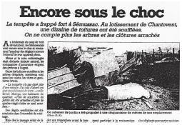 Photo de l'Almanach d'événement météo du 21/11/1996