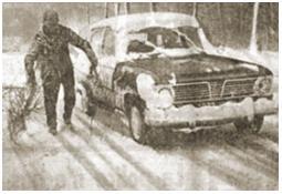 Photo de l'Almanach d'événement météo du 6/12/1969
