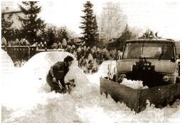 Photo de l'Almanach d'événement météo du 22/12/1991