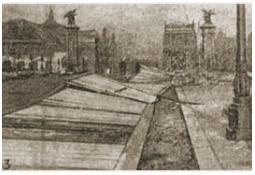 Photo de l'Almanach d'événement météo du 23/12/1925