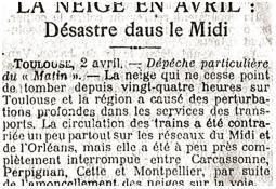 Photo de l'Almanach d'événement météo du 1/4/1910