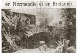 Photo de l'Almanach d'événement météo du 27/4/1950