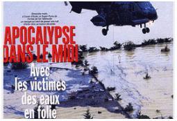 Photo de l'Almanach d'événement météo du 13/11/1999