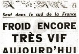 Photo de l'Almanach d'événement météo du 14/11/1965