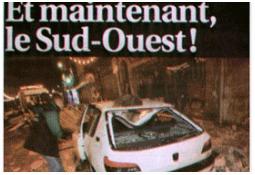 Photo de l'Almanach d'événement météo du 28/12/1999