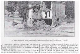 Photo de l'Almanach d'événement météo du 27/9/1900