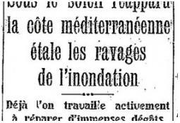 Photo de l'Almanach d'événement météo du 29/9/1932