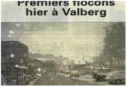 Photo de l'Almanach d'événement météo du 29/10/1997