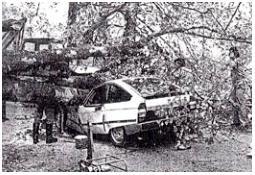 Photo de l'Almanach d'événement météo du 7/11/1982