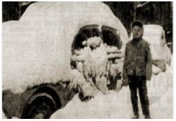 Photo de l'Almanach d'événement météo du 4/2/1963