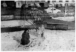 Photo de l'Almanach d'événement météo du 8/3/1964