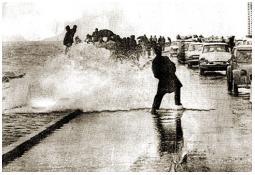 Photo de l'Almanach d'événement météo du 27/3/1967
