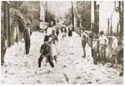 Photo de l'Almanach d'événement météo du 6/5/1957