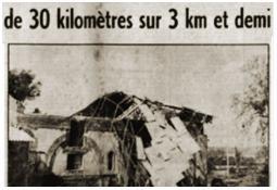 Photo de l'Almanach d'événement météo du 14/6/1970