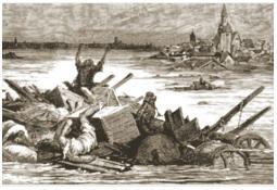 Photo de l'Almanach d'événement météo du 21/6/1875