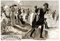 Photo de l'Almanach d'événement météo du 13/8/1911