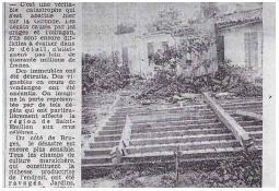 Photo de l'Almanach d'événement météo du 3/9/1935