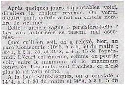 Photo de l'Almanach d'événement météo du 6/9/1911