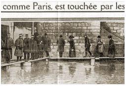 Photo de l'Almanach d'événement météo du 8/11/1910