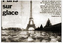 Photo de l'Almanach d'événement météo du 28/11/1998