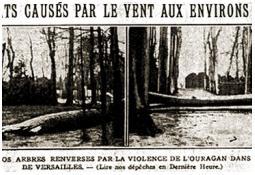 Photo de l'Almanach d'événement météo du 5/12/1929
