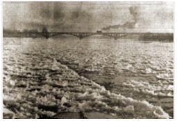 Photo de l'Almanach d'événement météo du 25/12/1962