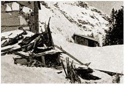 Photo de l'Almanach d'événement météo du 31/3/1914