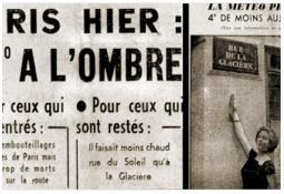 Photo de l'Almanach d'événement météo du 24/5/1953