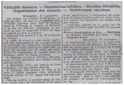 Photo de l'Almanach d'événement météo du 24/9/1907