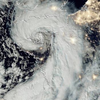 Tempête Alex : des dégâts et rafales de vent records dans le Morbihan