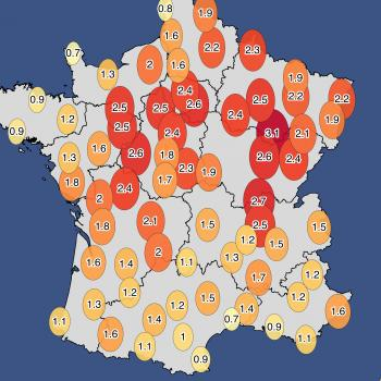Septembre 2020 : 16e mois consécutif plus chaud que la moyenne en France !