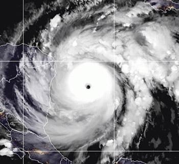 Ouragan Iota au Nicaragua : le plus puissant sur l'Atlantique en 2020 !