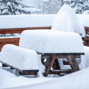 Beaucoup de neige en montagne en ce début décembre 2020