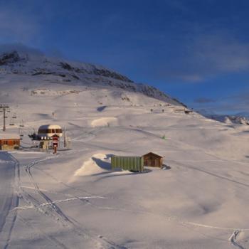 Enneigement en montagne : très bonnes conditions en cette fin 2020