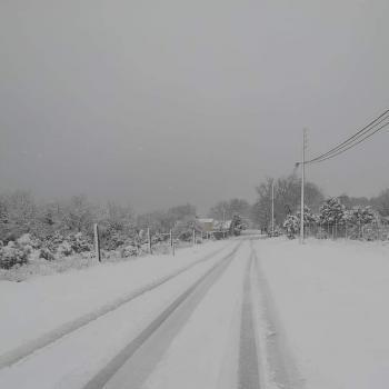 Risque de neige sur le Sud du pays pour le week-end