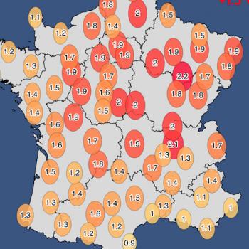 Bilan climatique de 2020 : année la plus chaude jamais mesurée en France