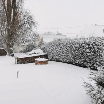Beaucoup de pluie et de neige jusqu'à vendredi dans l'est de la France