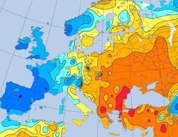 Début janvier froid sur l'ouest de l'Europe et l'Asie : quelle situation dans le monde ?