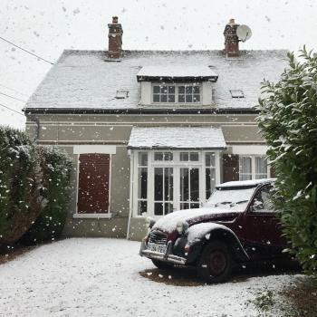 Bilan de l'épisode neigeux du week-end sur le Nord du pays