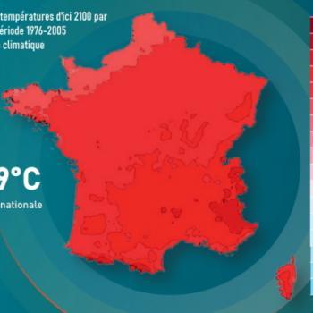 Le froid et la neige ne remettent pas en cause le réchauffement climatique