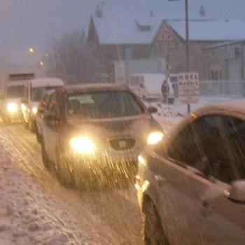 Froid et neige cette semaine sur la France et l'Europe