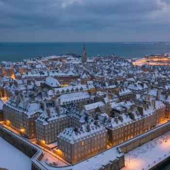 Bilan de l'épisode neigeux des 9 et 10 février de la Bretagne au nord-est