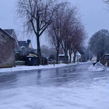 Neige et pluies verglaçantes ce vendredi 12 février