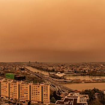 Nouvelle remontée de sable du Sahara ces prochains jours