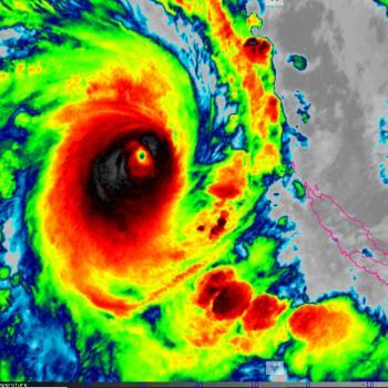 La Nouvelle-Calédonie sous la menace du cyclone Niran